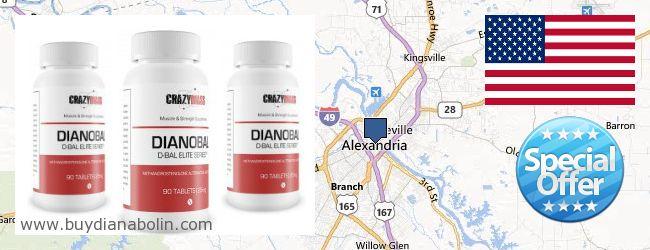Where to Buy Dianabol online Alexandria LA, United States