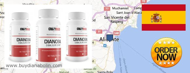 Where to Buy Dianabol online Alicante, Spain