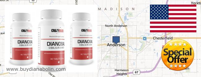 Where to Buy Dianabol online Anderson IN, United States