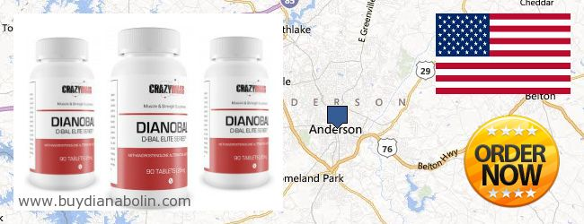 Where to Buy Dianabol online Anderson SC, United States