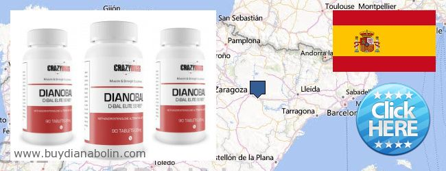 Where to Buy Dianabol online Aragón, Spain