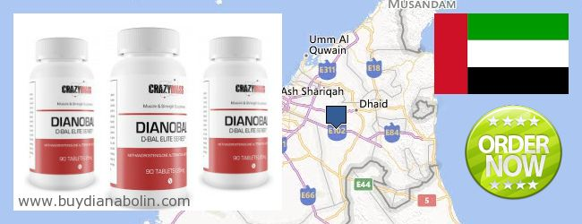 Where to Buy Dianabol online Ash-Shāriqah [Sharjah], United Arab Emirates