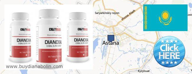 Where to Buy Dianabol online Astana, Kazakhstan