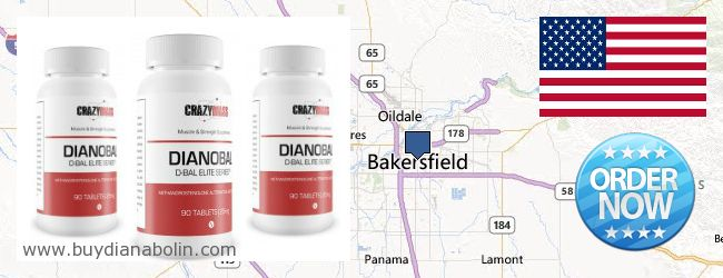 Where to Buy Dianabol online Bakersfield CA, United States