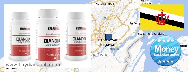 Where to Buy Dianabol online Bandar Seri Begawan, Brunei