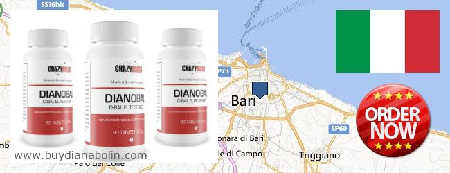 Where to Buy Dianabol online Bari, Italy