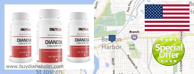 Where to Buy Dianabol online Benton Harbor MI, United States