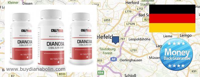Where to Buy Dianabol online Bielefeld, Germany