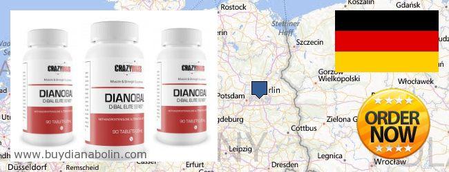 Where to Buy Dianabol online Brandenburg, Germany