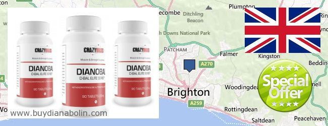 Where to Buy Dianabol online Brighton and Hove, United Kingdom