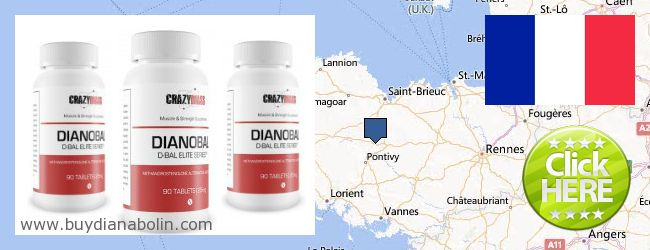 Where to Buy Dianabol online Brittany, France