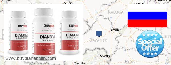 Where to Buy Dianabol online Bryanskaya oblast, Russia