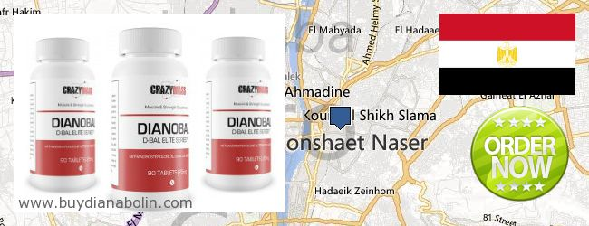 Where to Buy Dianabol online Cairo, Egypt