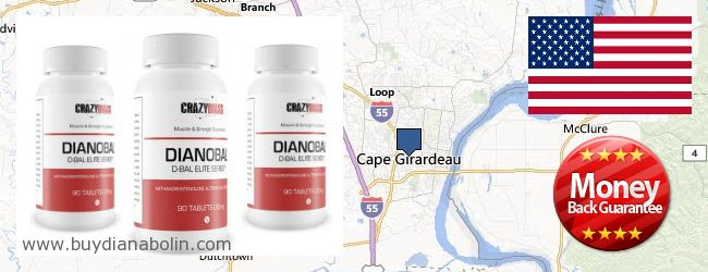 Where to Buy Dianabol online Cape Girardeau MO, United States