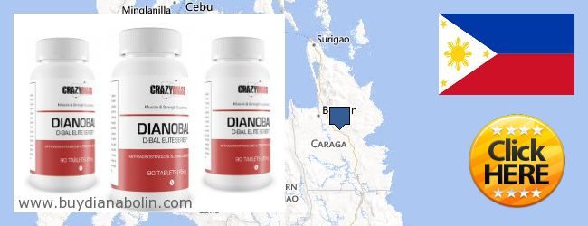 Where to Buy Dianabol online Caraga, Philippines