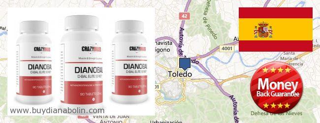 Where to Buy Dianabol online Castilla - La Mancha, Spain