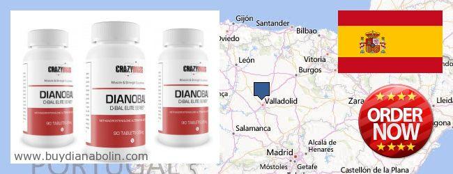 Where to Buy Dianabol online Castilla y León, Spain