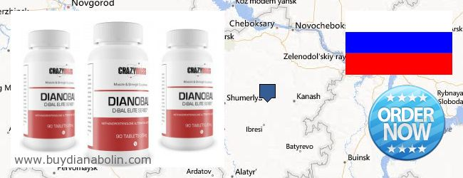 Where to Buy Dianabol online Chuvashiya Republic, Russia