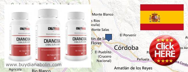 Where to Buy Dianabol online Córdoba, Spain