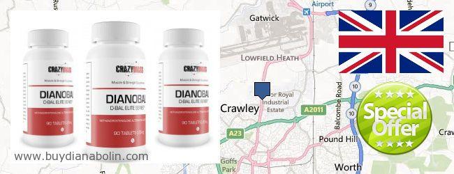 Where to Buy Dianabol online Crawley, United Kingdom