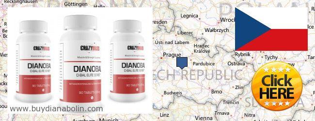 Where to Buy Dianabol online Czech Republic