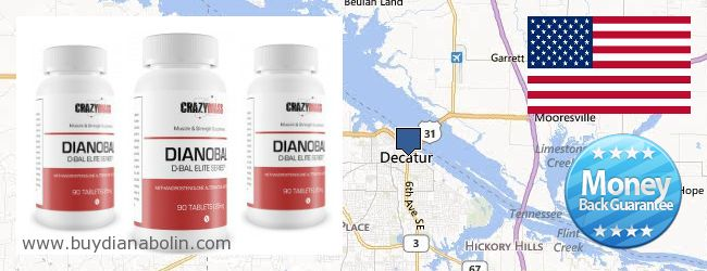 Where to Buy Dianabol online Decatur AL, United States