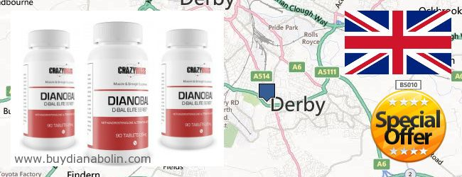 Where to Buy Dianabol online Derby, United Kingdom