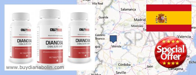 Where to Buy Dianabol online Extremadura, Spain