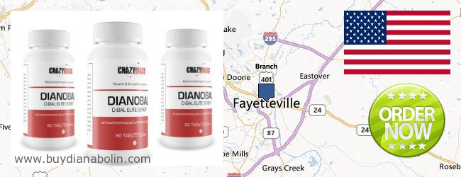 Where to Buy Dianabol online Fayetteville NC, United States