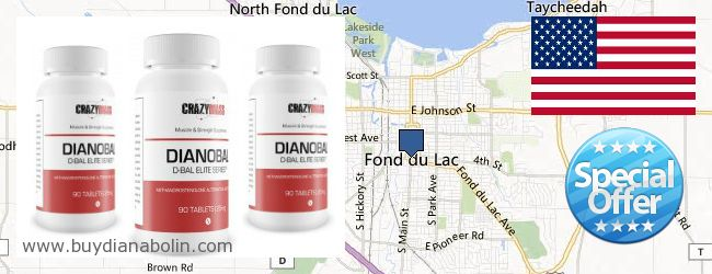 Where to Buy Dianabol online Fond du Lac WI, United States
