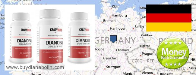 Where to Buy Dianabol online Germany