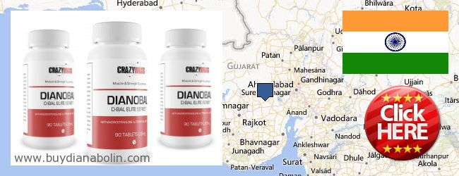 Where to Buy Dianabol online Gujarāt GUJ, India