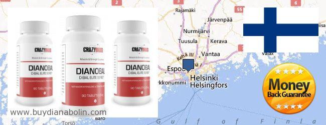 Where to Buy Dianabol online Helsinki, Finland