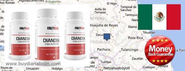 Where to Buy Dianabol online Hidalgo, Mexico