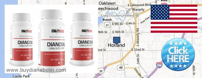 Where to Buy Dianabol online Holland MI, United States