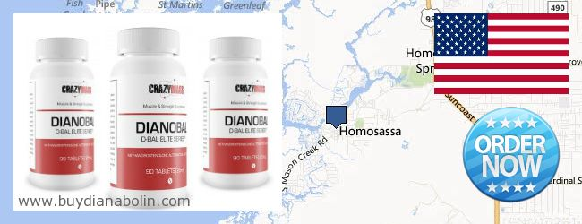 Where to Buy Dianabol online Homosassa Springs (- Beverly Hills - Citrus Springs) FL, United States