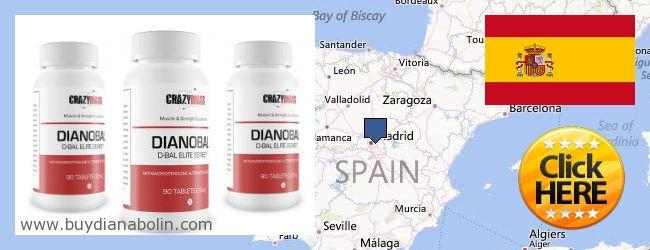 Where to Buy Dianabol online Illes Balears (Balearic Islands), Spain