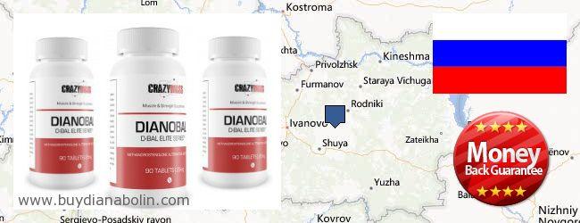 Where to Buy Dianabol online Ivanovskaya oblast, Russia