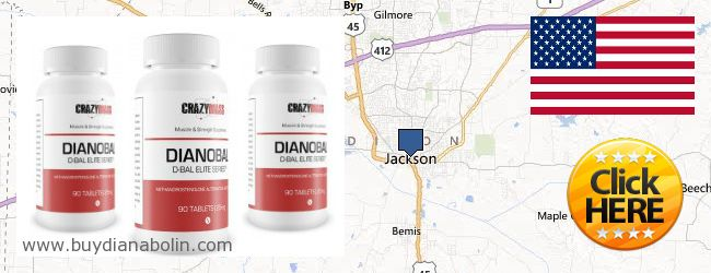 Where to Buy Dianabol online Jackson TN, United States