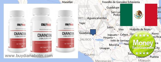 Where to Buy Dianabol online Jalisco, Mexico