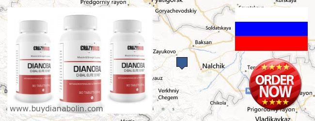 Where to Buy Dianabol online Kabardino-Balkariya Republic, Russia