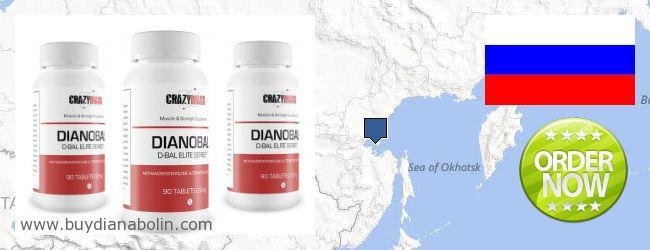Where to Buy Dianabol online Khabarovskiy kray, Russia