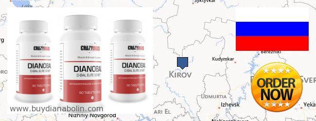Where to Buy Dianabol online Kirovskaya oblast, Russia