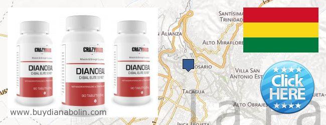 Where to Buy Dianabol online La Paz, Bolivia