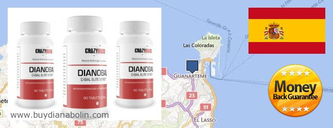 Where to Buy Dianabol online Las Palmas de Gran Canaria, Spain