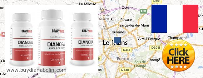 Where to Buy Dianabol online Le Mans, France