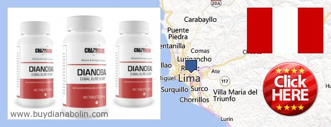 Where to Buy Dianabol online Lima, Peru