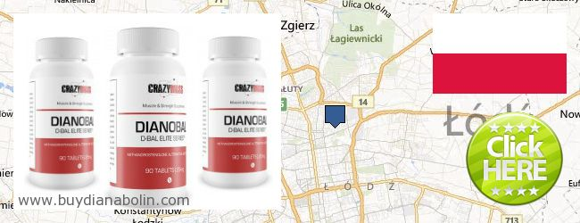 Where to Buy Dianabol online Łódź, Poland
