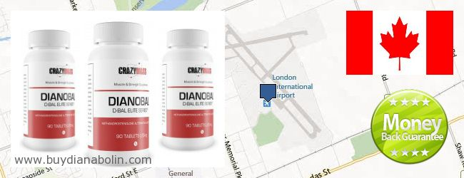Where to Buy Dianabol online London ONT, Canada