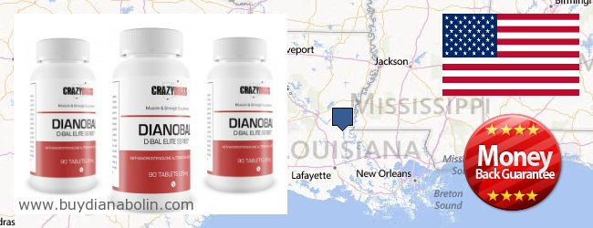 Where to Buy Dianabol online Louisiana LA, United States